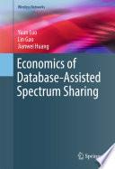 Economics of Database Assisted Spectrum Sharing