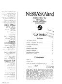 The Nebraskaland Magazine Book of Collector Prints