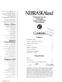The Nebraskaland Magazine Book of Collector Prints