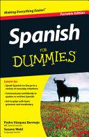 Spanish for Dummies  UK Portable Edition