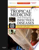 Cover of Hunter's Tropical Medicine and Emerging Infectious Disease,Expert Consult - Online and Print,9