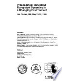 General Technical Report INT.