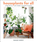 Houseplants for All Book