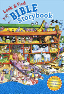 Look & Find Bible Storybook Book Cover
