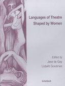 Pdf Languages of Theatre Shaped by Women Telecharger