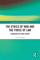 The Ethics of War and the Force of Law Pdf/ePub eBook
