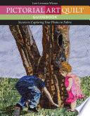 Pictorial Art Quilt Guidebook Book PDF