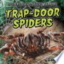Trap Door Spiders
