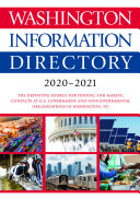Washington Information Directory 2020 2021