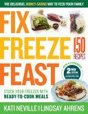 Fix  Freeze  Feast  2nd Edition Book