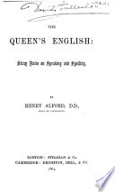 The Queen S English