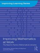 Improving Mathematics at Work [Pdf/ePub] eBook