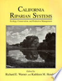 California Riparian Systems