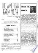 American Farm Youth  , Bände 21-22