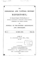 The Geological and Natural History Repertory