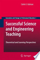 Successful Science And Engineering Teaching Book PDF