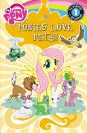 My Little Pony  Ponies Love Pets
