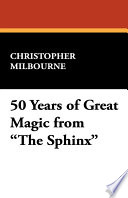 Read Online 50 Years of Great Magic from the Sphinx Epub