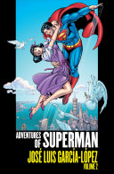 Adventures of Superman  Jose Luis Garcia Lopez