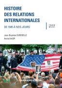Pdf Histoire des relations internationales - 16e éd. Telecharger