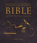 Motorcycle Touring Bible Book