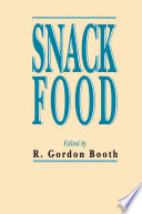 Snack Food Book