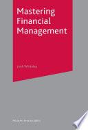 Mastering Financial Management
