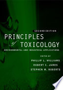Principles of Toxicology Book
