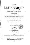 Revue Britannique ou Choix D'Articles