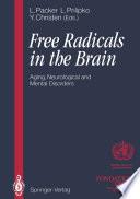 Free Radicals in the Brain Book