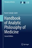Handbook of Analytic Philosophy of Medicine