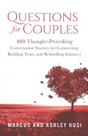 Questions for Couples Pdf/ePub eBook
