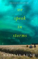 We Speak in Storms [Pdf/ePub] eBook