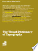 The Visual Dictionary of Typography