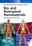 Bio  and Bioinspired Nanomaterials