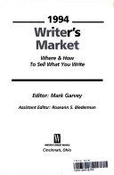 Writer S Market 1994 Book