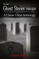 The Best Ghost Stories 1800 1849
