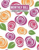 Monthly Bill Payment Planner   Organizer