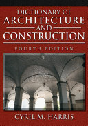 Dictionary of Architecture and Construction Pdf/ePub eBook