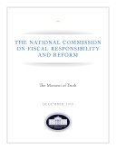 Moment of Truth: Report of the National Commission on Fiscal Responsibility and Reform [Pdf/ePub] eBook