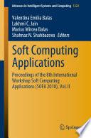 Soft Computing Applications Book