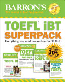 Cover of TOEFL iBT Superpack