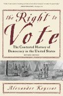 The Right to Vote Pdf/ePub eBook