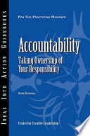 Accountability Book