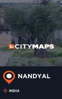 City Maps Nandyal India