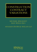 Construction Contract Variations