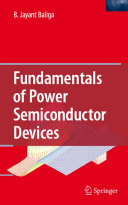 Pdf Fundamentals of Power Semiconductor Devices
