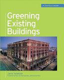 Greening Existing Buildings