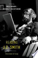 Reading J  Z  Smith