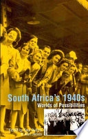South Africa s 1940s